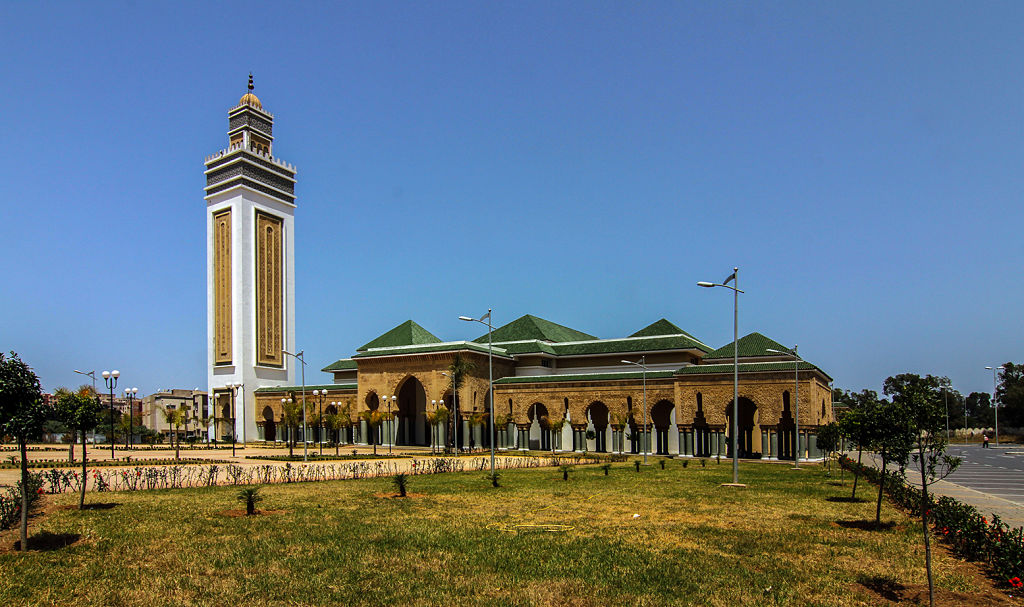 Mosquée Aadam Kénitra