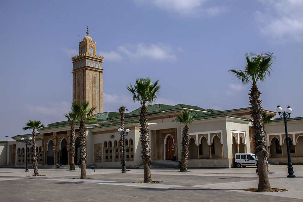Mosquée Med VI Oujda