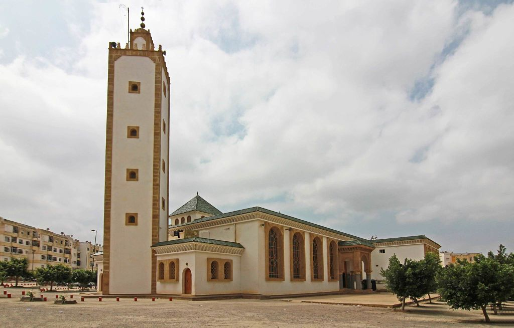 Mosquée Prince My Hassan Salé