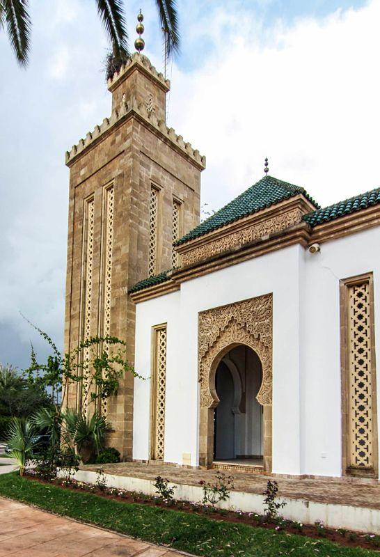 Mosquée Lala Asma