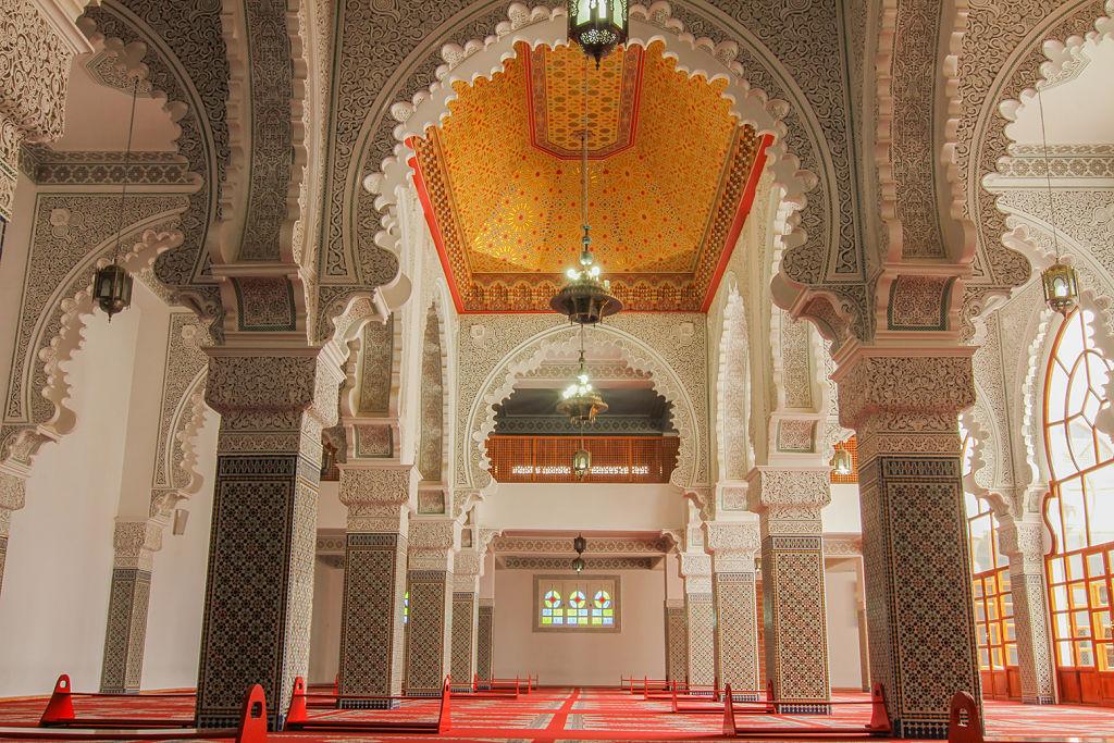 Mosquée Med VI Tétouan