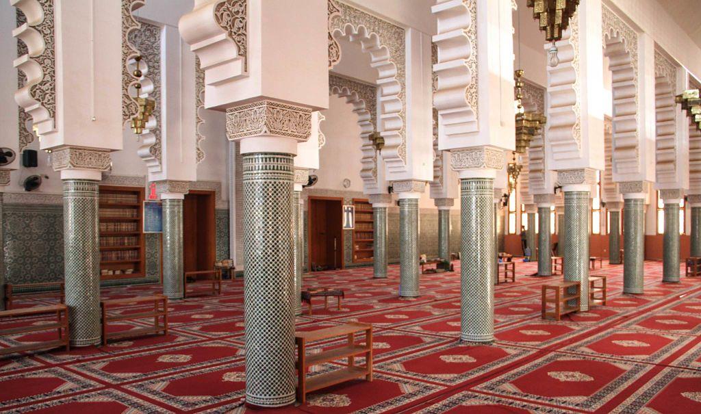 Mosquée Omar Bnou Khattab Salé